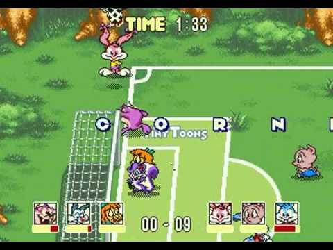 Tiny Toon Adventures: ACME All-Stars (Genesis) - Longplay