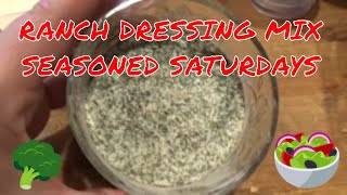 EASY RANCH DRESSING DRY MIX