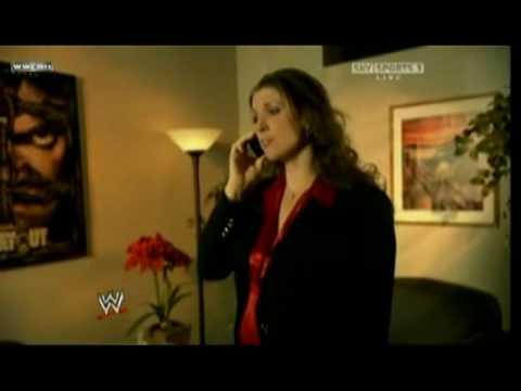 Mel Gibson calls Stephanie McMahon (Parody)