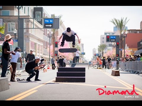 Diamond Skate Jam & BBQ - Long Beach, CA