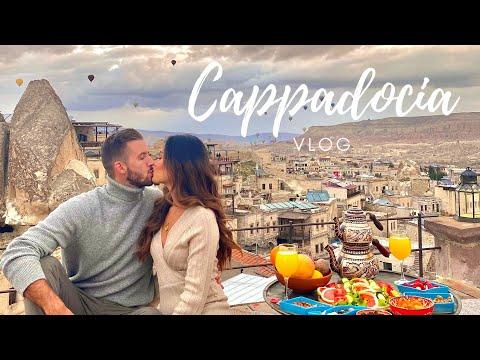 Cappadocia Vlog  
