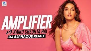 Amplifier vs Kaiko Chedhta Hai (Remix) | DJ Alphacue | Imran Khan | Baburao Meme Dialogue