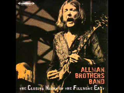 Allman Brothers Band - In Memory Of Elizabeth Reed - Closing Night At The Fillmore (6/27/71) mp3