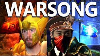 Savix vs Asmongold Classic Warsong Gulch
