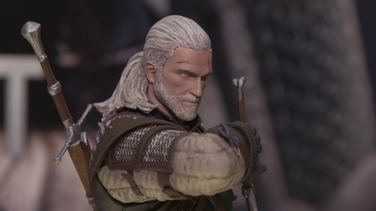 These Brand New Witcher 3 Statues Are Crazy Beautiful - Toy Fair ...