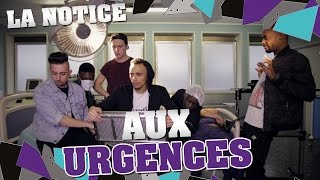 LA NOTICE - AUX URGENCES thumbnail