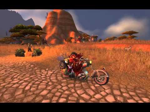 Mechano Hog Cataclysm Warcraft Wod Mechano Hog