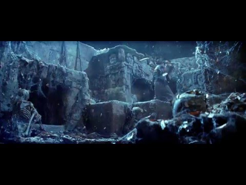 Indiana Jones & The Kingdom of The Crystal Skull: Chauchilla Cemetery  Warrior Battle