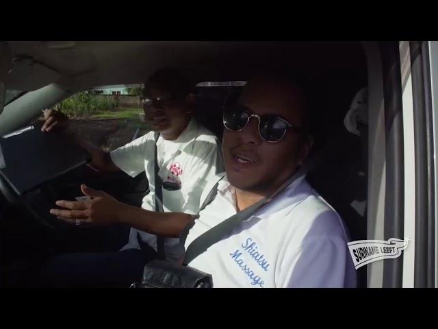 Suriname Overzee   'Suriname Leeft' afl. 8   Hoe redden mensen met een handicap zich in Suriname