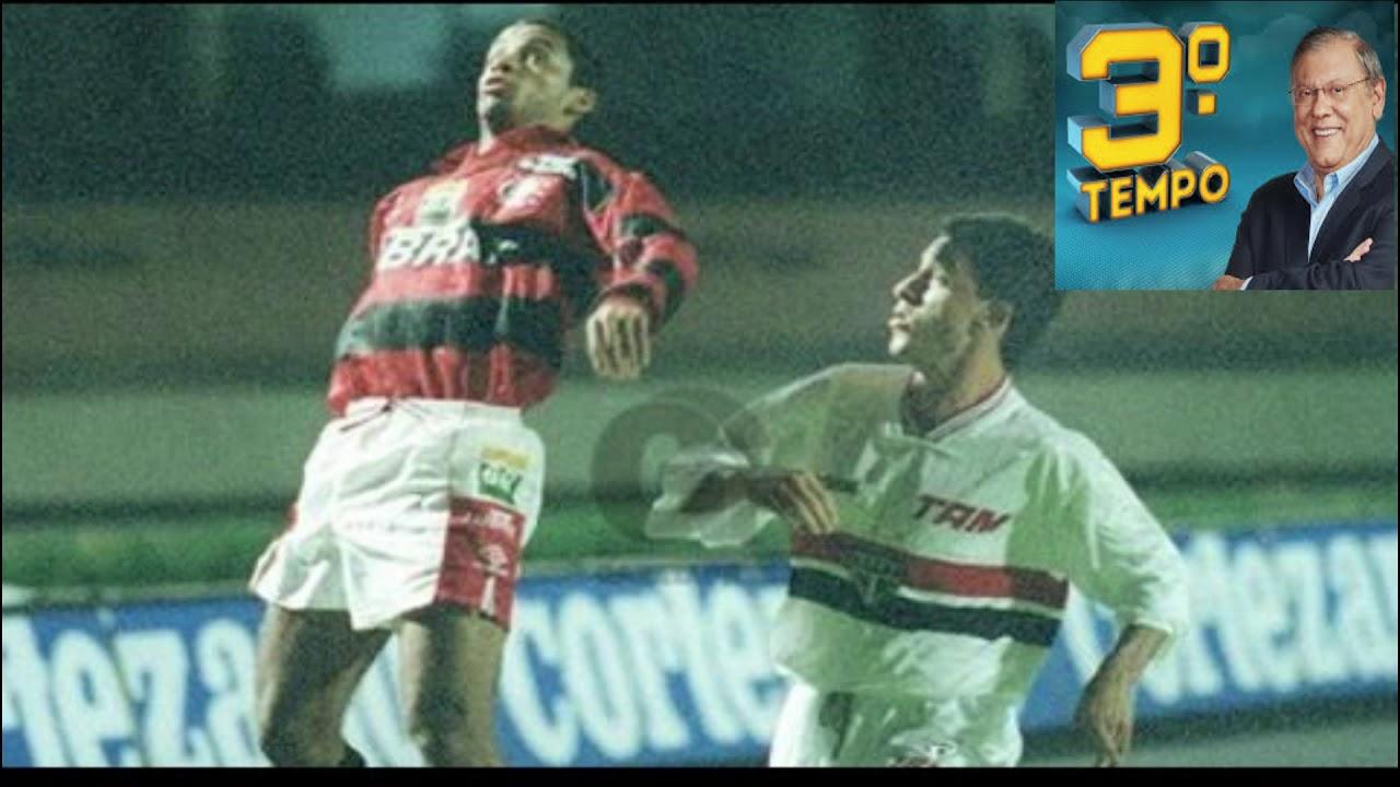 Terceiro Tempo Jovem Pan São Paulo 4 x 1 Flamengo 1996 ...