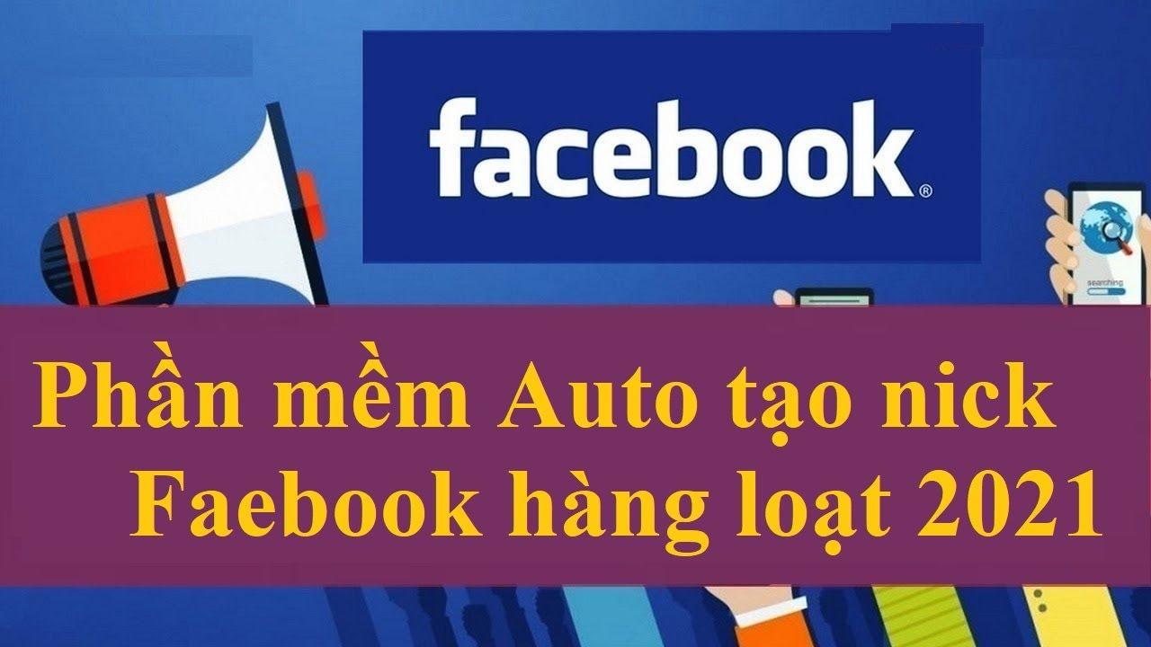 Phần mềm tự động tạo nick Facebook | Ninja Reg giả lập 2020