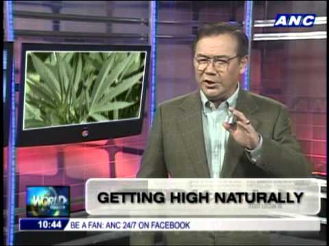 Teditorial: Getting high naturally