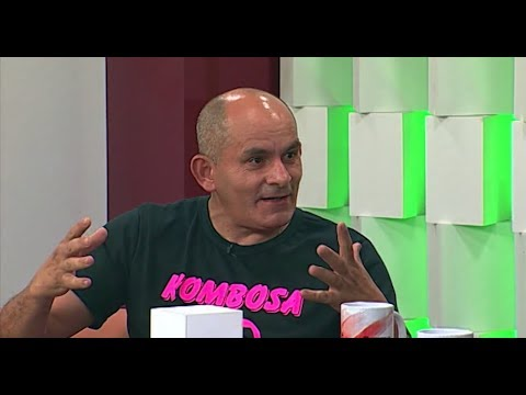 Sérgio Bispo lembra infância no lixão e conta como superou dificuldades I Identidade Geral
