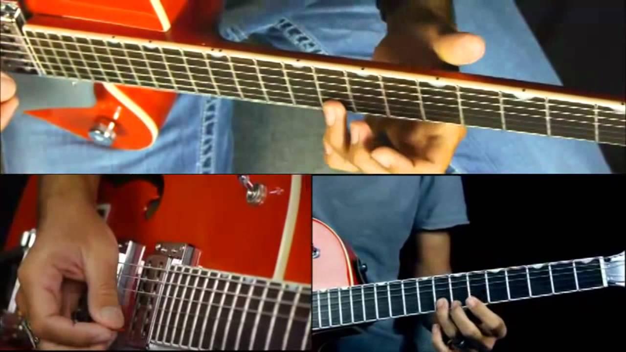 bb king style guitar lesson blues licks youtube. Black Bedroom Furniture Sets. Home Design Ideas