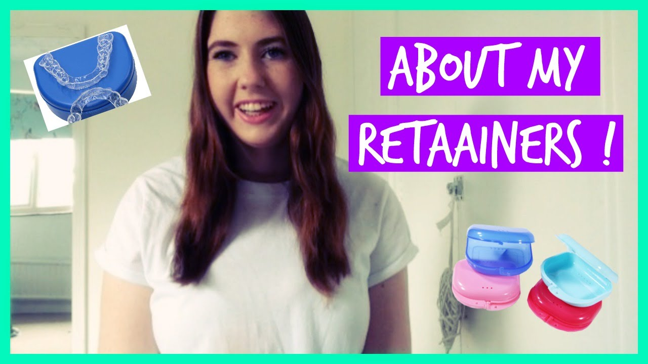 All About My Retainers - YouTube
