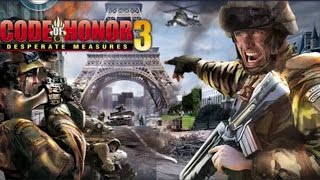 Code of Honor 3: Desperate Measures Movie (All Cutscenes) 2009