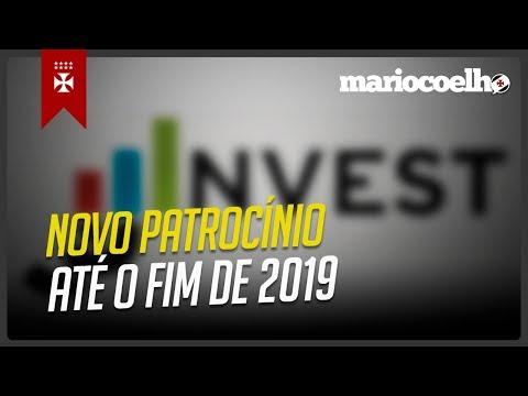NOVO PATROCÍNIO NO VASCO | Notícias Do Vasco Da Gama