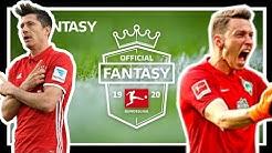 ⚽️Mein vorläufiger Kader⚽️ | Official Fantasy Bundesliga 2019/2020 #1