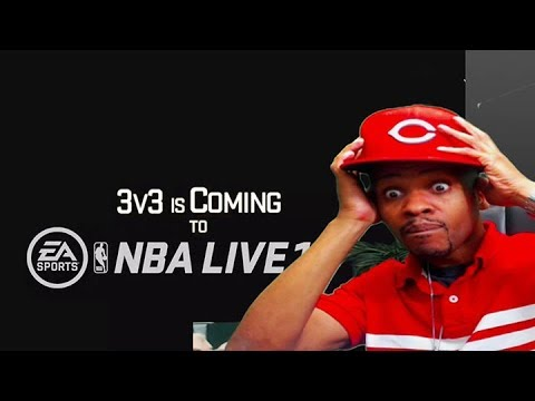 NBA LIVE 18 3V3 IS HERE !!!!!!!! IS IT BETTER THAN 2K18'S 3V3