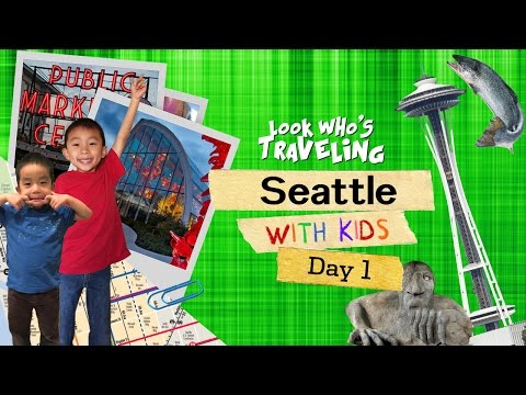 Hiram M. Chittenden Locks & SAM (Things to do in Seattle With Kids):Look Who's Traveling