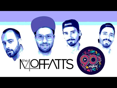 The Moffatts, Live Concert At 90's Festival