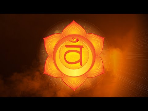 SACRAL CHAKRA HEALING with Hang Drum Music | Feel Alive and Create the life you Desire - Meditative Mind
