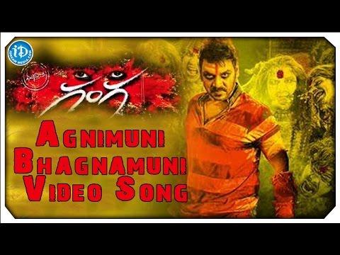 Ganga (Muni 3) Movie - Agnimuni Bhagnamuni Video Song - HD | Raghava Lawrence | Taapsee | Nithya