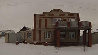 Продам двухэтажный кирпичный дом. Цена: 4.5 млн. рублей (торг). Кузнецк(, 2016-02-18T16:14:04.000Z)
