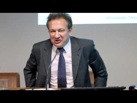 R2P Concept: Achievements and Challenges in Light of the Arab Spring - Dr. Vesselin Popovski