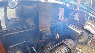 ВБИВАЄМО двиг. ТТ-4 за 3 хв. Після Кап-ремонту Моторист накосячілі..