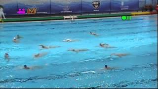 Чемпионат России по водному поло 3 тур 05.12.2014