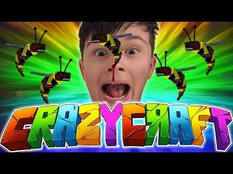DIT BEEST MAAKT ME GEK !! | Crazy Craft #2