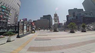 #007 【JR大阪駅から阪急大阪梅田駅へ】 +おまけ映像