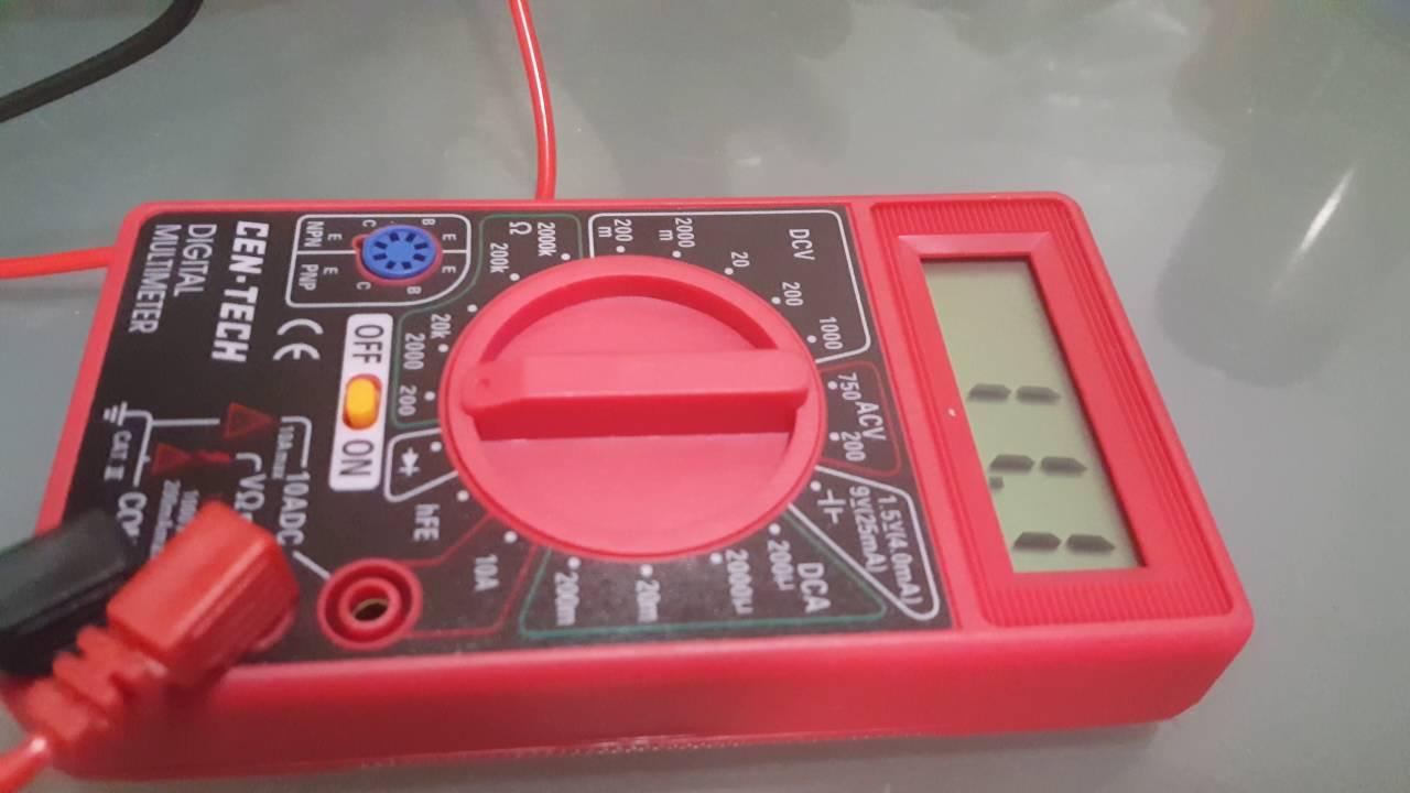 hight resolution of o2 sensor heater resistance test