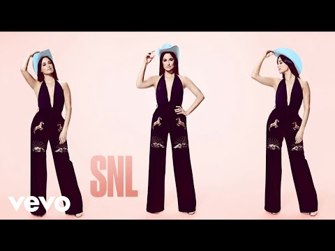 Kacey Musgraves  Slow Burn  On SNL
