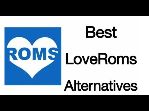 Download Free Game Emulator And ROM Using LoveRoms Alternative Two Methods