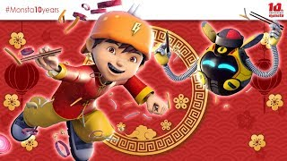 HUAT AH!! - BoBoiBoy Galaxy Chinese New Year 2019 新年快乐!