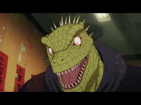 TVアニメ『ドロヘドロ』PV第2弾