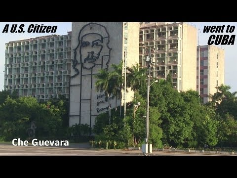 Travel to CUBA: A Socialist believer U.S. Citizen went to CU