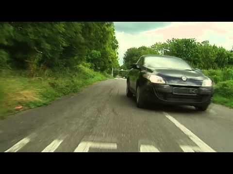 Renault megane advertisement