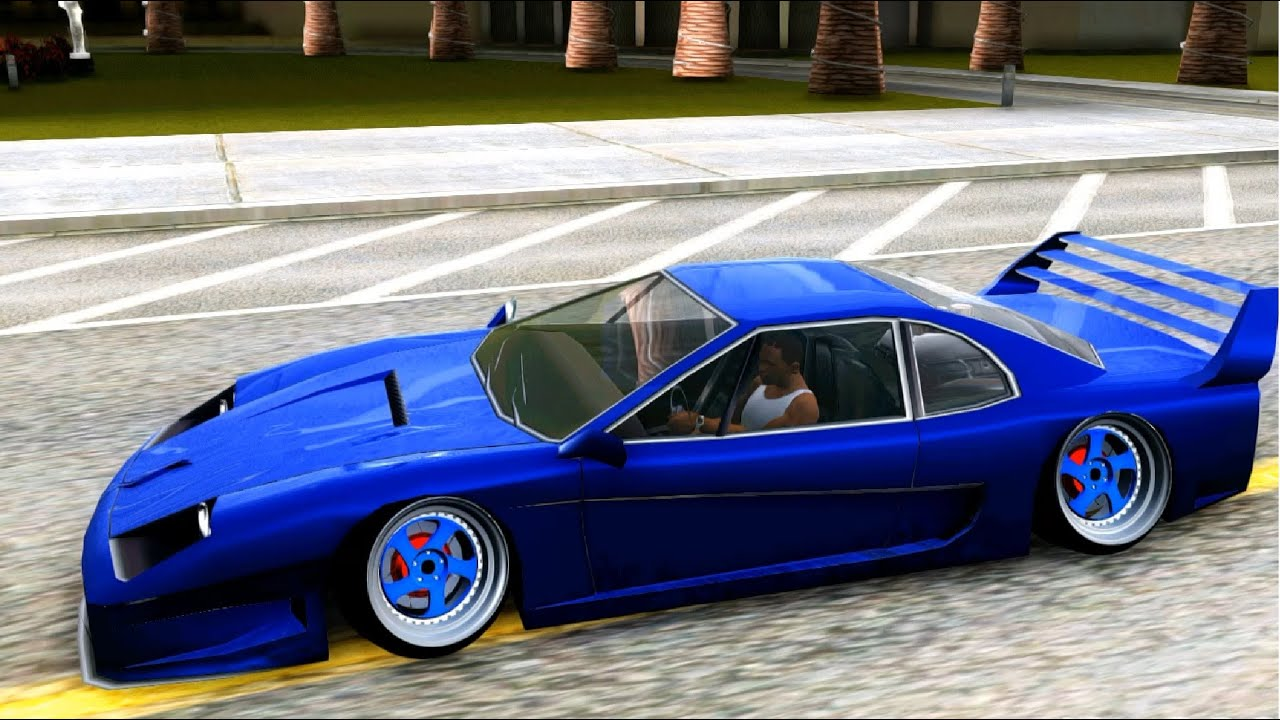 GTA San Andreas - Turismo Saber X EnRoMovies _REVIEW - YouTube