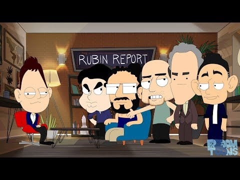 Every Rubin Report Ever | FreedomToons