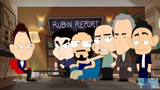 Chaque Rubin Rapport Jamais | FreedomToons