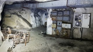 Exploring an old abandoned bunker in Norway