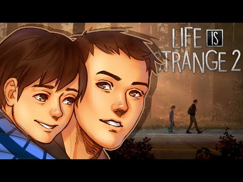 CANT HOLD THE TEARS... | LIFE IS STRANGE 2 [full episode 1] thumbnail