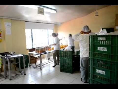 Fruandes, Bogota, Colombia (Part II): A Fair Trade co-operative for dried fruit
