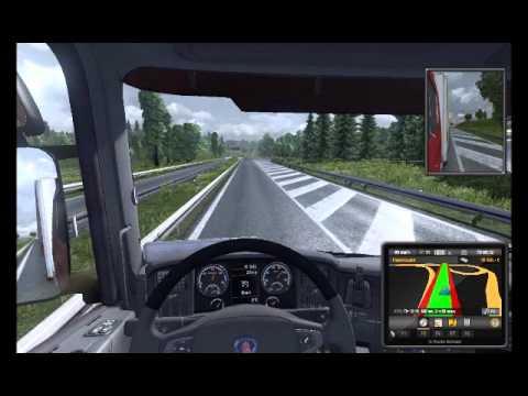 Игровой топ-7: лучший симулятор дальнобойщика. Симулятор дальнобойщика на ПК.