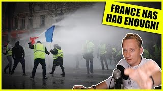 The French Have Had Enough! Oligarchs Beware!