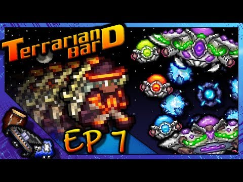 Terraria Expert Bard   Ep 7: The Star Scouter and The Star Scouter
