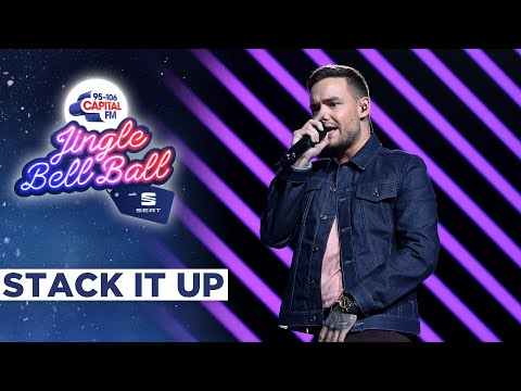 Liam Payne – Stack It Up (Live at Capital's Jingle Bell Ball 2019)   Capital